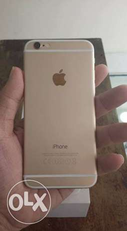 Iphone6 128 gb complet with bills and facetime