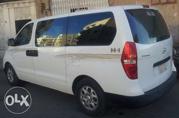 SAR45000 / Hyundai H1- Fan, Type -Sedan, 2011, manual, 170000KM