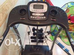 Treadmill Olympia 6 in 1 مشاية
