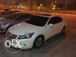 Honda Accord 8th Gen 2009 Made in Japan