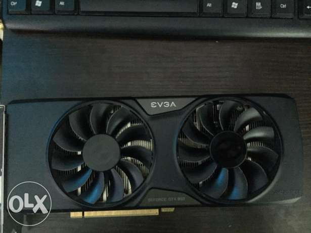 EVGA GTX 950 SuperClocked+ Graphics/Video Card,EXCELLENT Gaming