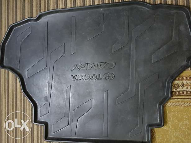 camry trunk liner