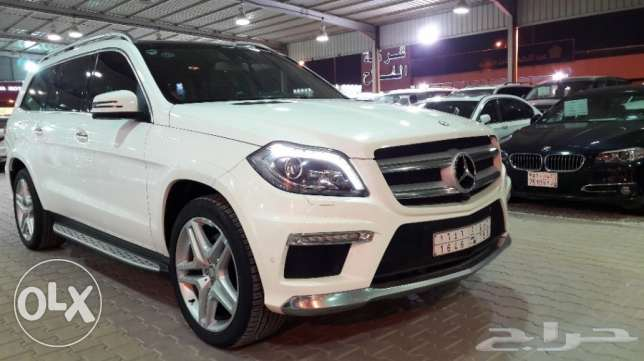 Mercedes-Benz GL-Class, 2014, 58000 KM, under Warranty