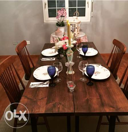 dining table and rug جدة -  3