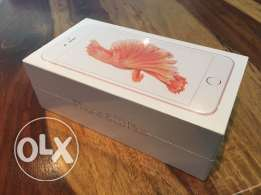 Apple iPhone6s Plus 64GB rose gold with facetime