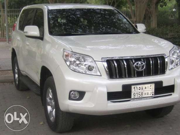 Toyota Land Cruiser Prado TXL, full option, with GPS, 2013, Automatic