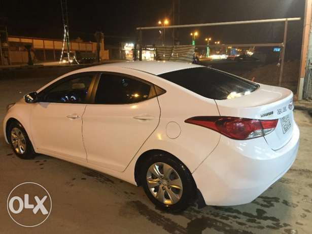 Engineer used Excellent condition Elantra 2014 Model