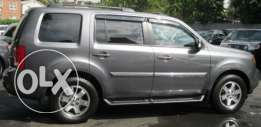 Honda Pilot - clean car