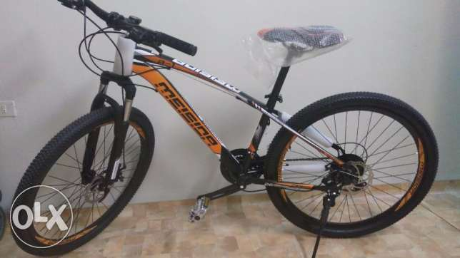 Brand New MTB Size 26 with Disc brakes