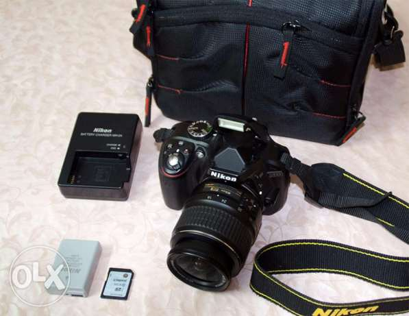 camera nikon digital professional d3300 for sale