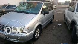 For Sale Hyundai Trajit family 2005 eight passengers in good condition