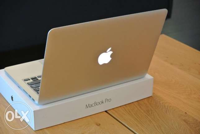 Apple macbook pro 15.4inch