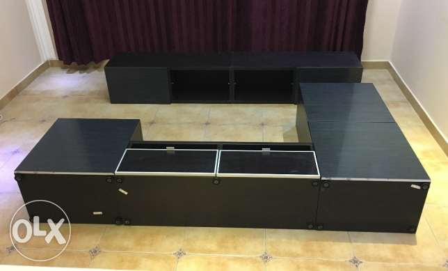 TV Unit - Excellent Condition الرياض -  3