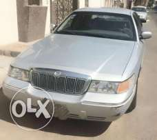 Clean Mercury Grand Marquis 2001 for sale