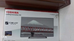 "Toshiba 49"" - two months use تليفزيون توشيبا 49 بوصة جديد"