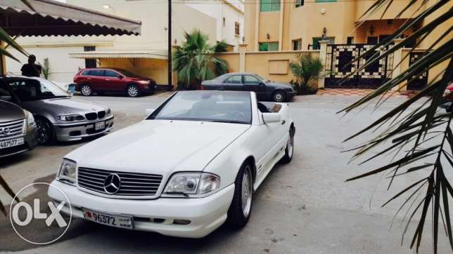 Mercedes SL320 AMG for Sale