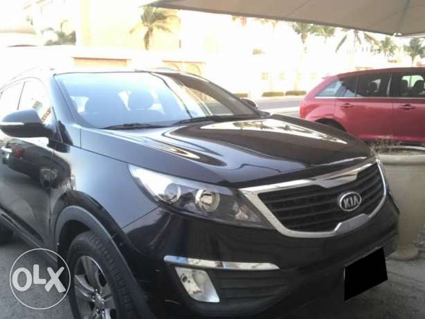 Kia Sportage 2012 very clean home use