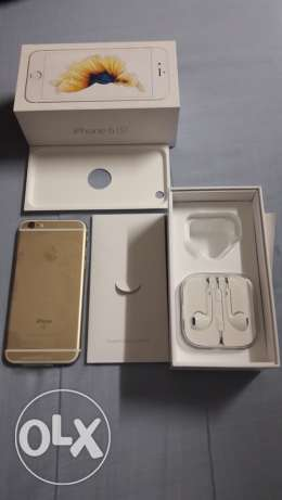 iphone 6s rose gold 64gb sale or exchange with iphone 6s plus or ip7 الرياض -  5