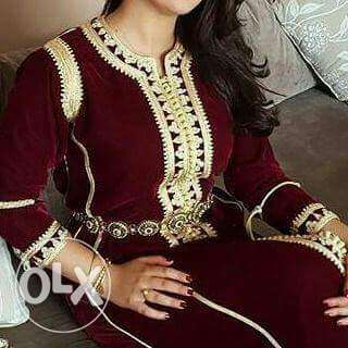Traditionel moroccan clothing