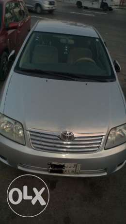 Toyota Corolla Xli -Well Maintained -Silver Colour-Indian Owned