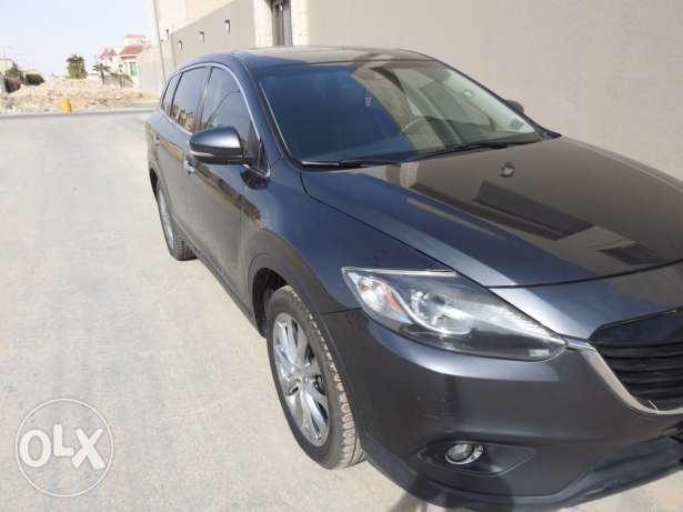 Mazda CX9 – 2014 Model Full Option – Gray Colour