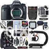 Canon EOS 6D Body Digital Camera