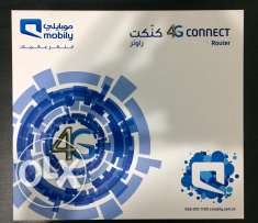 Mobily QuickNet 4G Connect Router