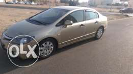 Honda Civic Model 2007 Automatic