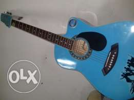 I sale my new guitar ...no use .. exlent condition..