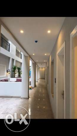 ‏Luxury apartments in Compound ‏for rent