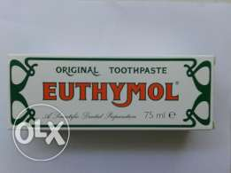 EUTHYMOL - Ultimate Toothpaste