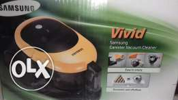 Samsung Vaccume machine مكنسة سامسونج 2000 watt