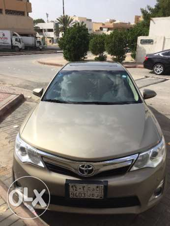 Toyota Camry 2014 GLX full options