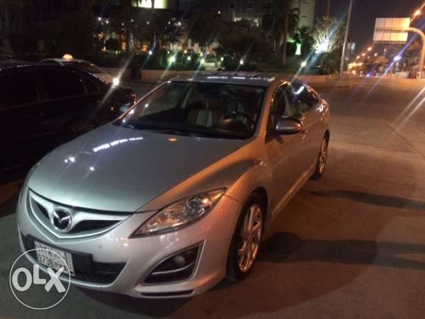 Mazda6 2012 Sportsback fully Loaded