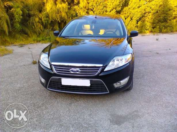 Ford Mondeo 2010 free accident