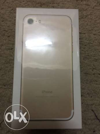 IPHONE 7 256 GIGA BRAND NEW ايفون 7 256 جيجا
