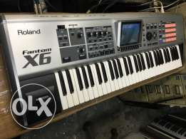 Roland Fantom X6 61-Key Keyboard