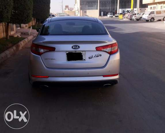 KIA OPTIMA 2011 Full option for sale الرياض -  4