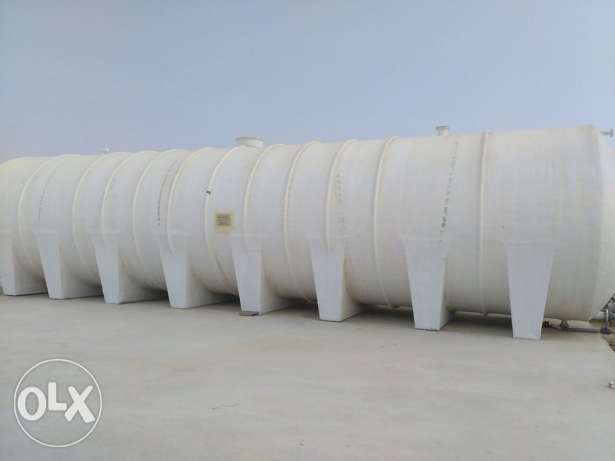 Water tanks isolated for sale