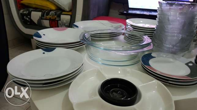 Cooking and dinner sets over 150 items جدة -  3