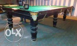 SNOOKER TABLE 12ft & 11ft