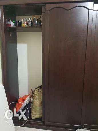 beautiful and huge sliding door cupboard جدة -  4