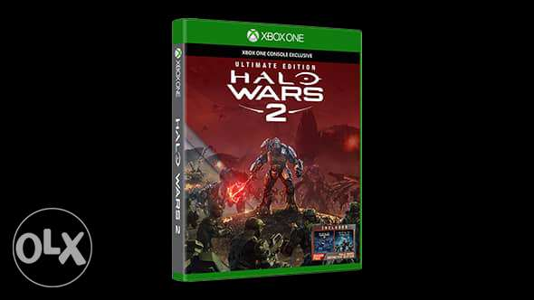 Halo Wars 2 Ultimate Edition by Microsoft for Xbox One