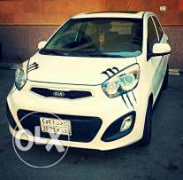 kia picanto 2014 full options / kia al jaber / تنازل