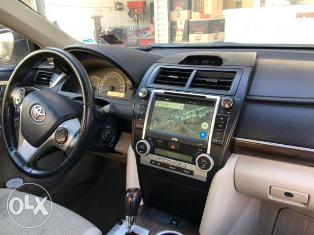 Toyota Camry full option 2013 model for very urgent sale