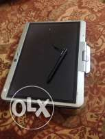 HP core I5 4 GB ram 300 GB Hard touch with pen