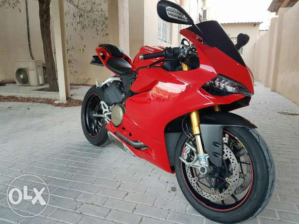 2013 Ducati panigale 1199s for sale.