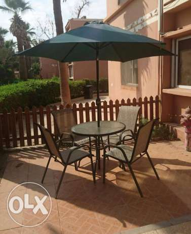 out door table and chairs جدة -  1