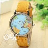 Watch Wold map jeans