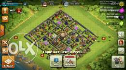 Clash Of Clans TOWN HALL LvL11